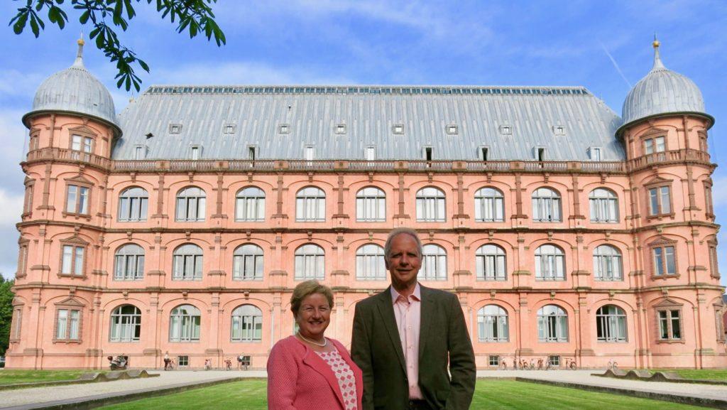 Karin und Jürgen Müller