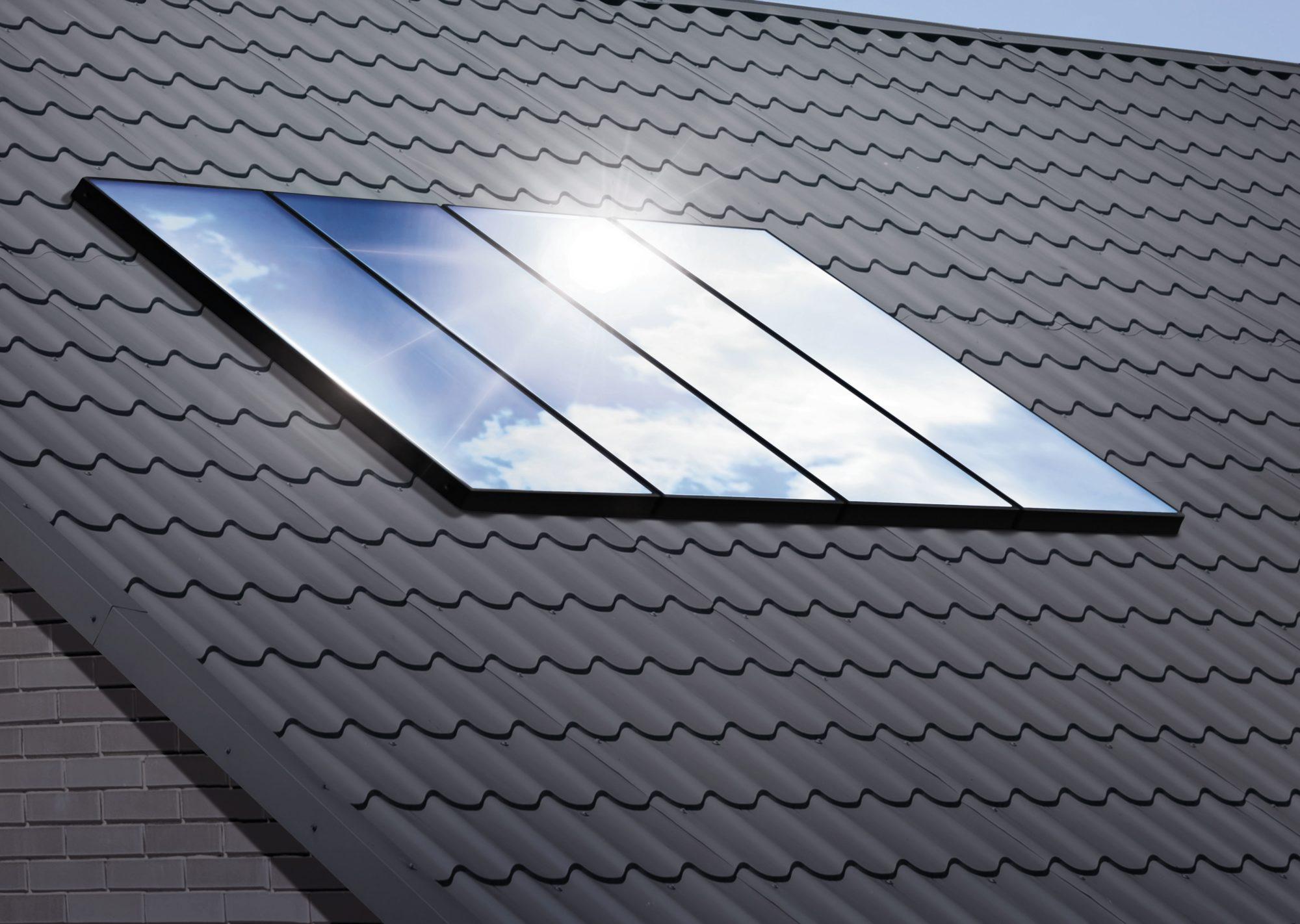 Kollektoren für Solar